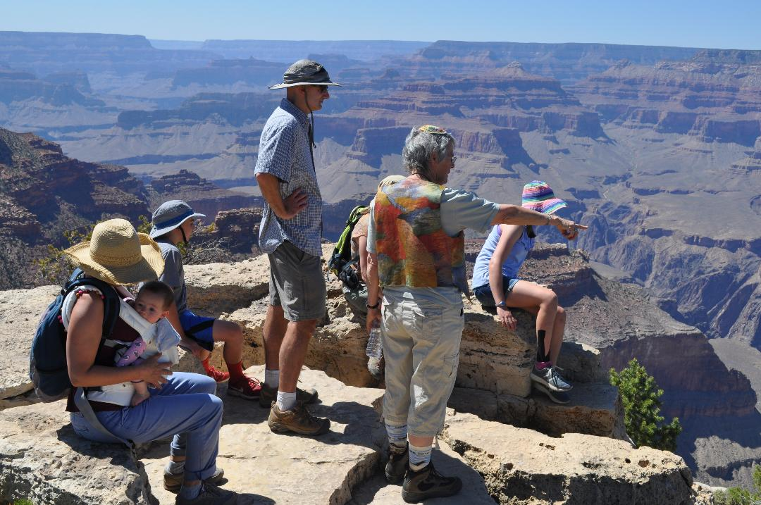 Grand Canyon Shabbat